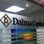 Dalma Capital Acrylic Cut Letters