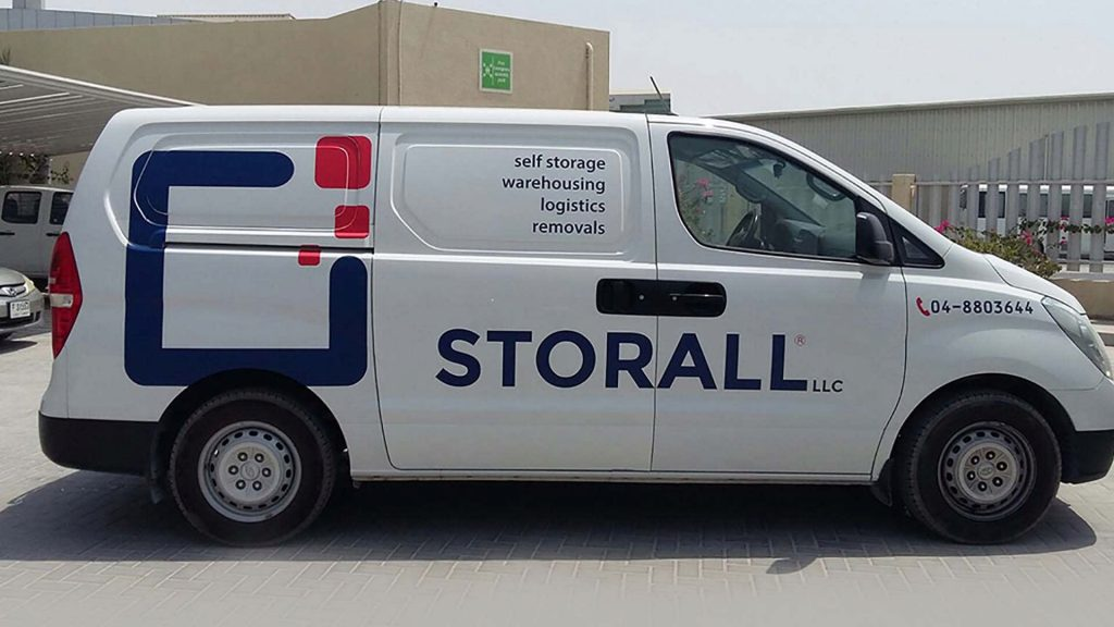 Storall Vehicle Graphics