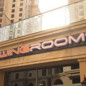 Glowing Rooms